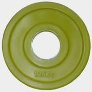 Олимпийский диск евро-классик, серия Ромашка 1.25 кг., фото 1