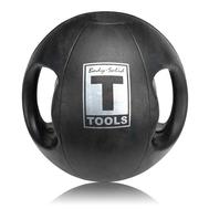 Тренировочный мяч с хватами 9,1 кг (20lb), фото 1