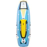 Каяк/сапборд надувной Aqua Marina Evolution двухместный Blue/White/Yellow, фото 1