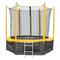 Большой каркасный батут - OPTIFIT SUN LIKE 16ft, сетка, лестница, нагрузка до 150 кг, фото 1